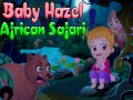 Baby Hazel: Safari in Afrika