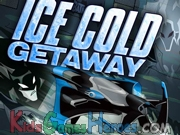 Batman Ice Cold Getaway Icon