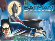 Batman - Mystery of the BatWoman Icon