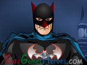 Batman - New Batman Dress Up Icon