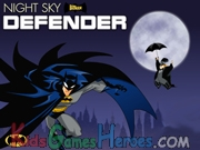 Batman - Night Sky Defender Icon