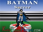 Batman - Soccer FIFA 2010 Icon
