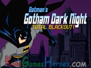 Batman - The Dark Night - Total Blackout Icon