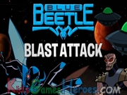 Blue Beetle - Blast Attack Icon