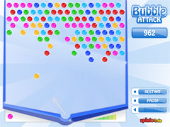 Bubble Attack Highscore