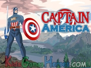 Captain America - Dress up Icon