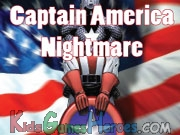 Captain America - Nightmare Icon