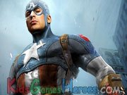 Captain America - The First Avenger Icon