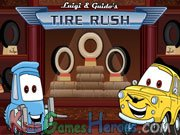 Cars - Tire Rush Icon