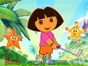 Dora the Explorer - Star Mountain Mini-Golf Icon