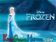 Frozen - Find The Differences Icon