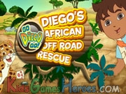 Go Diego Go - African off Road Rescue Icon