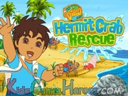 Go Diego Go - Hermit Crab Rescue Icon