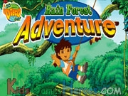 Go Diego Go - Rain Forest Adventure Icon