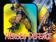 Heroes Defence - Wolverine Icon