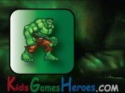 Hulk - Heroes Defence Icon