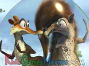 Ice Age 3 Dawn of the Dinosaurs - Bubble Trouble Icon
