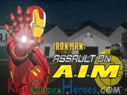 Iron Man 2 - Assault on A.I.M. Icon