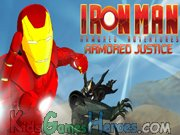 Ironman - Armored Justice Icon