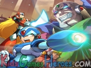 Megaman Polarity - Reconstruction Icon spiele