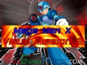 Megaman X Virus - Mission 2 Icon spiele