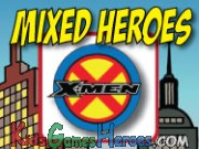 Mixed Heroes - X Men Icon