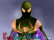 New Spiderman Dress Up Icon