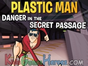 Plastic Man - Danger in the Secret Passage Icon