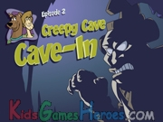 Scooby Doo - Creepy Cave, Cave-in Icon