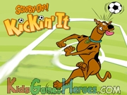 Scooby Doo - Kickin It Icon