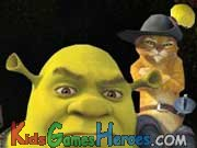 Shrek and Slide Icon