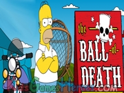 Simpsons Ball of Death Icon