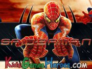 Spiderman - Find The Differences Icon