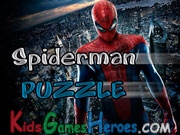 Spiderman - Puzzle Icon