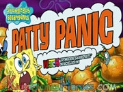 Sponge Bob - Patty Panic Icon