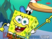 Sponge Bob - Pizza Toss Icon