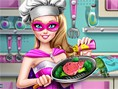 Super Hero Cooking