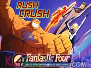 The Fantastic Four - Rush Crush Icon