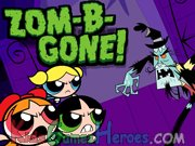 The Powerpuff Girls - Zom - B - Gone Icon