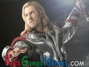 Thor 2 - Hidden Letters Icon