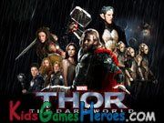 Thor 2 - The Dark World - Find The Differences Icon