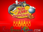 Tom and Jerry - Bowling Icon