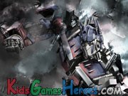 Transformers - Hidden Numbers Icon