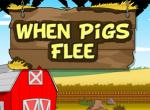 When Pigs Flee
