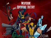 Wolverine Adventure Factory Icon