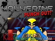 Wolverine Punch Out Icon