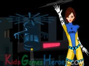 X-men - Dress Up Girl Icon